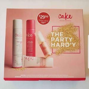 Cake Haircare Set